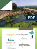 Eutrofizacion de Agua