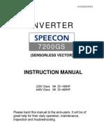 7200GS Installation Manual