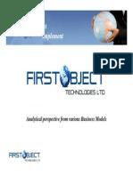 Firstobject Technologies Ltd 290911