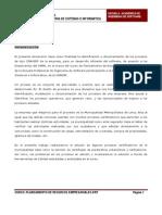 Modelo Trabajo ERP