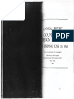 Council on Foreign Relations Rosters 1965-1975