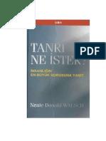Tanri Ne Ister Neale Donald Walsch