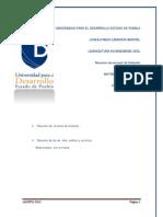 Resumen de Obra Publica y Servicios Relacionados Con La Mima