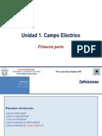 01 Campo Electrico Parte 1