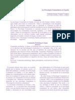 44262087 Psicologia Comunitaria en Espana