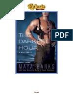 Maya Banks - Serie Grupo internacional Kelly - 01 La hora más oscura
