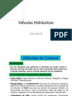 Válvulas Hidráulicas Sec.10 y 11