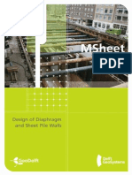 MSheet Manual