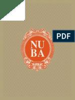PDF Catalogo Nuba 2013