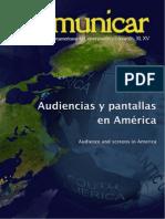 estudios de recepción televisiva-américa latina