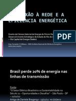 Fernando Milanez - Apresentação - A conexão à rede e a eficiência energética