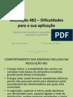 Osório de Brito - Apresentação da COGEN RIO -