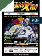 Officiel Supermoto X Fest 09