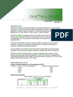 ColaTeric CA-35