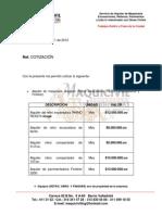 MAQUICIVILES-Cotizacion