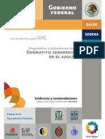GPC Dermatitis Seborreixa en El Adulto