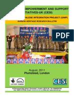 Gurkha Heritage Bulletin 28 05 2012