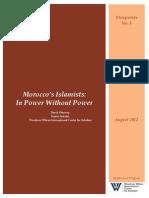 Morocco's Islamists