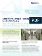 SES - Stability Storage Testing