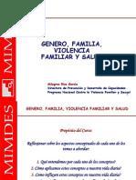 Introduccion Al Genero, Masculinidad y Familia Dos