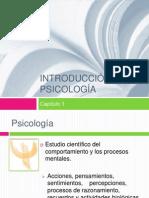 Introducción a la psicología cap 1