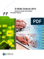 OECD PIAAC Skills Outlook 2013