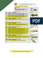 Catalogo de Conexiones Hidraulicas y Reusables