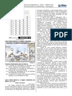 3ª P.D - 2013 (9º ANO - pORT)