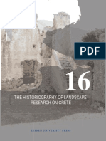 Gkiasta M., The Historiography