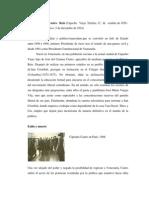 Biografia. José Cipriano Castro Ruiz