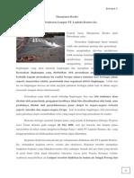 Manajemen Resiko - PT Lapindo Brantas Inc