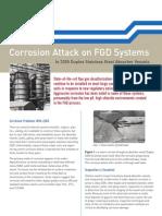 SES - FGD Corrosion