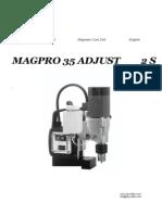 ServiceManual Magpro 35 2S