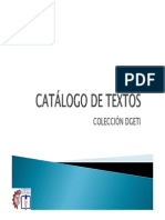 Catalog Odete x To