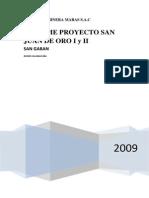 Informe San Gaban