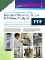 SES - Plastics Testing & Characterization