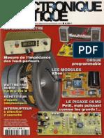 Electronique Pratique 384 - Juillet-Aout 2013
