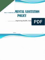 Environmental Policy GPRS