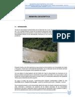 05 Memoria Descriptiva Puente Huatta