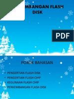 Perkembangan Flash Disk