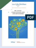 Bigdata Challenges Opportunities