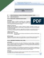 20 Especificaciones Tecnicas de Obra Puente Huatta