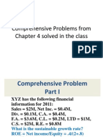 Comprehensive Problems From Chapter 4 Solved in the(1)