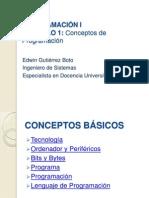 C1 - Conceptos Basicos de Programacion