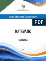 DS Matematik Thn 2