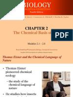 021 Chemical Basis of Life