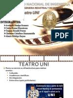 Gran Teatro UNI ppt