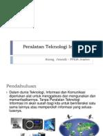 Peralatan Teknologi Informasi