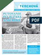 Obecné noviny Terchová - 2013 / 4