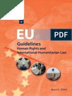 EU Guidelines
